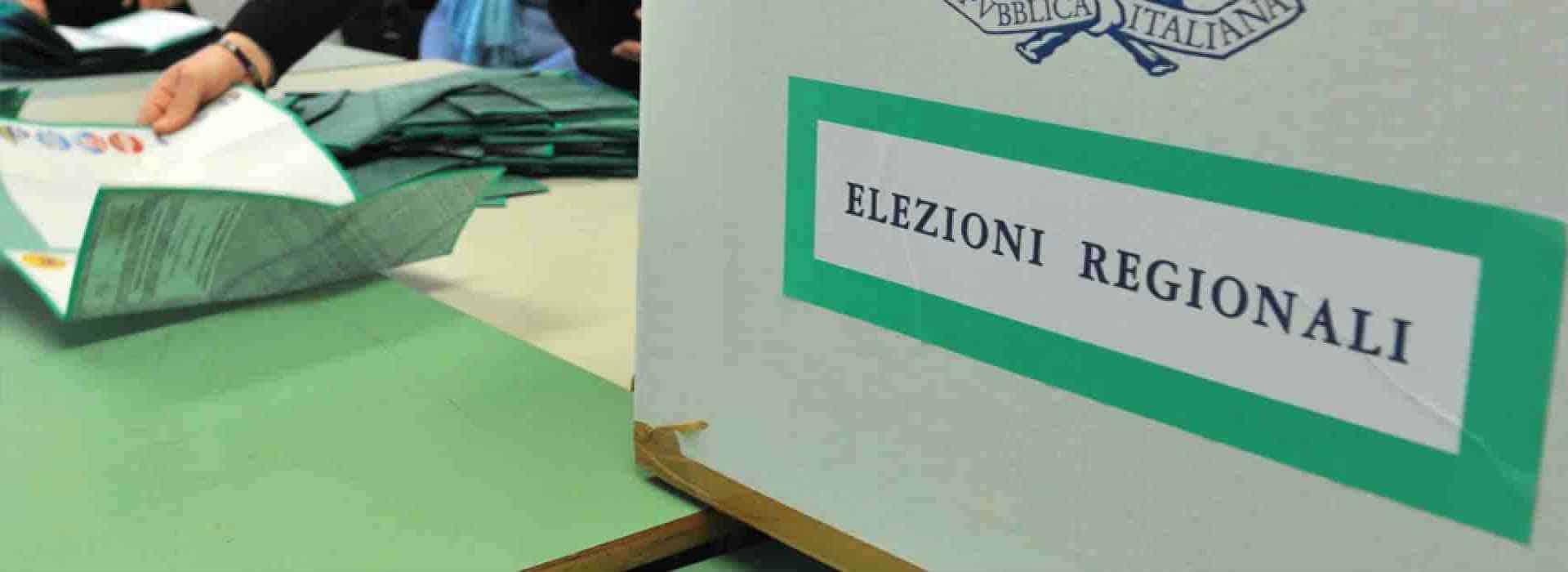 Elezioni 2019 Abruzzo  votanti in calo. Alle 23 i primi exit-poll ... f96d3df03232