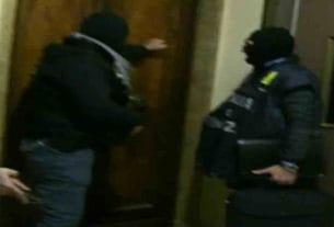 Arresto Narcos Roma