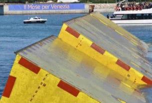 Mose a Venezia