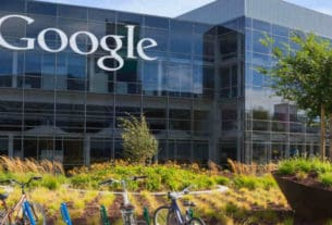 Sede di Google. La multinazionale che paga meno tasse