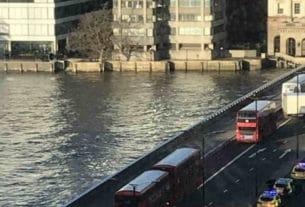 Londra, attacco terroristico alla London Bridge