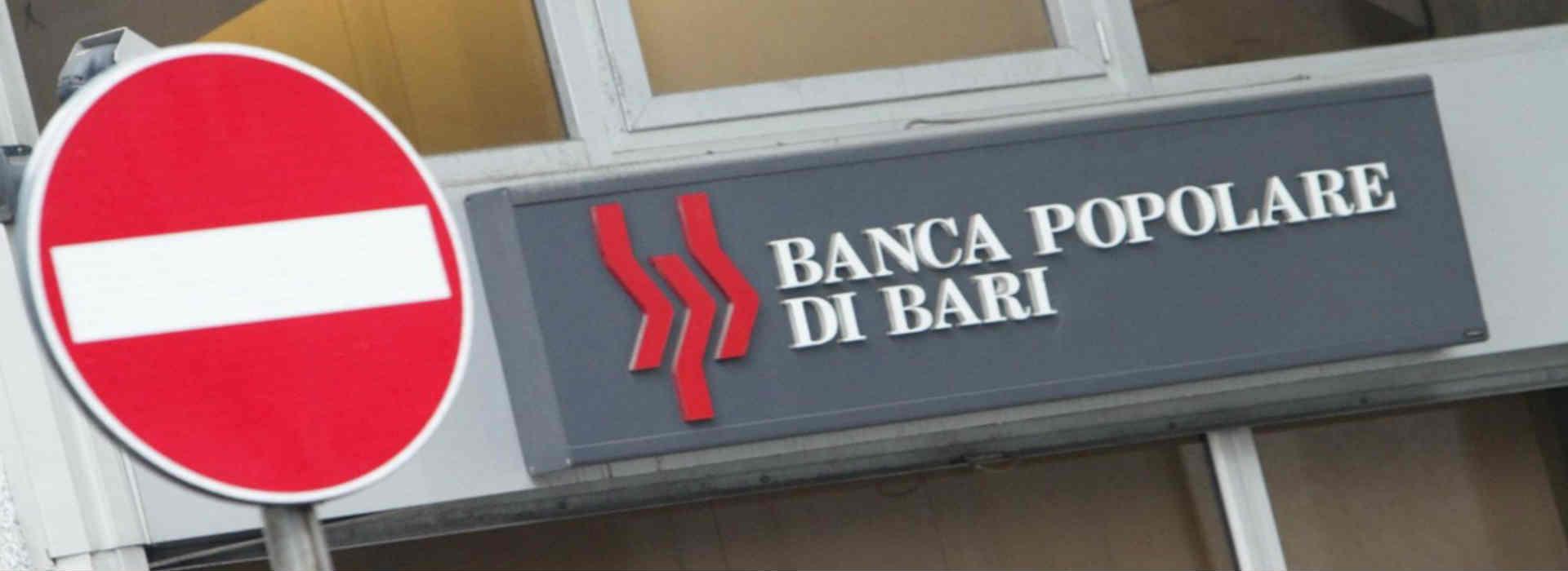 Popolare di Bari: l'affare Tercas e le sofferenze da un milione di euro