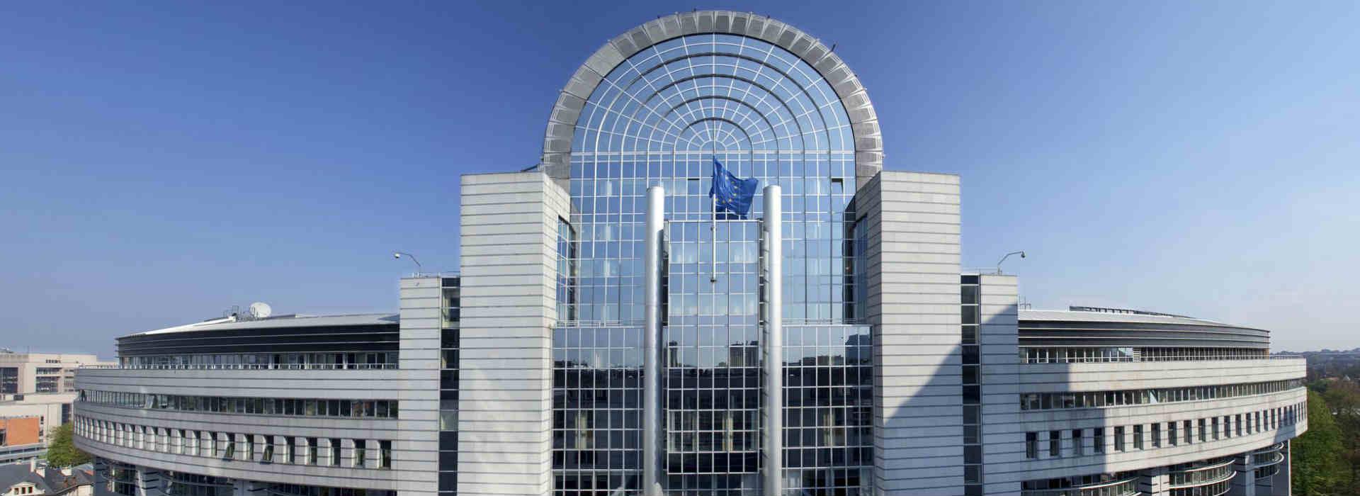Sede parlamento Bruxelles - Brexit