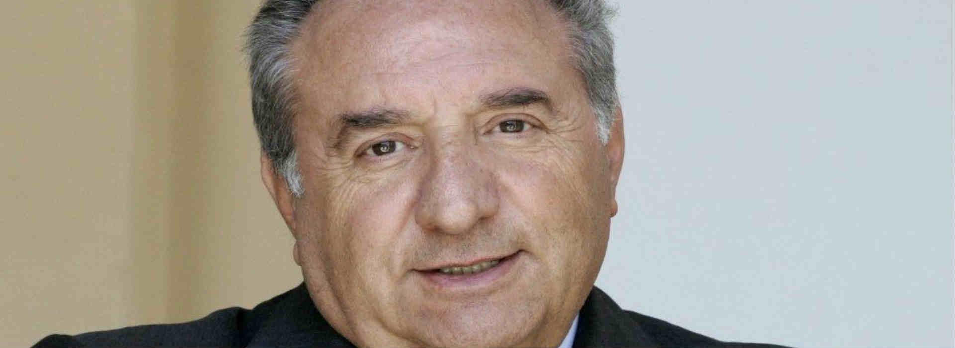 Carlo Toto, il finanziatore di Open