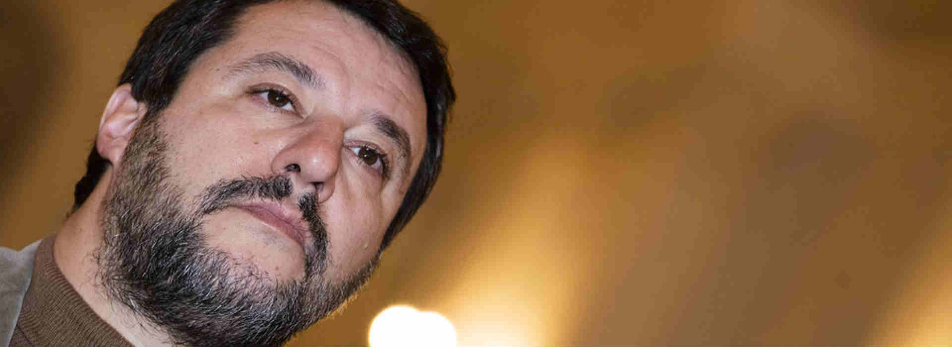 Matteo Salvini e i voli di Stato
