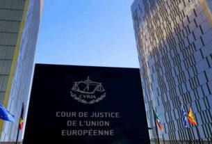Corte di giustizia UE
