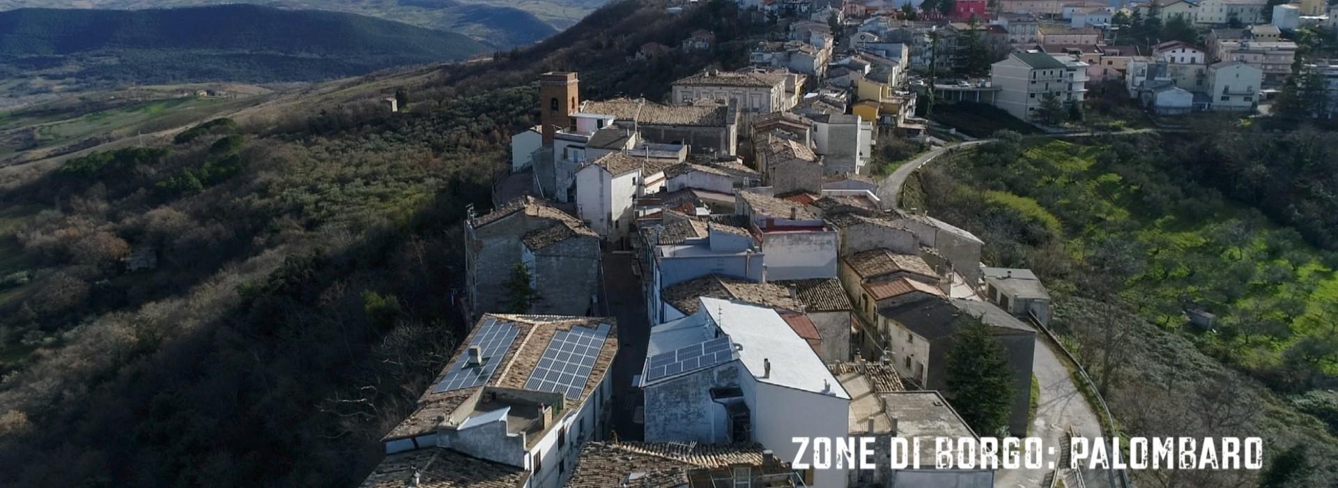 Promo Palombaro - zone di borgo