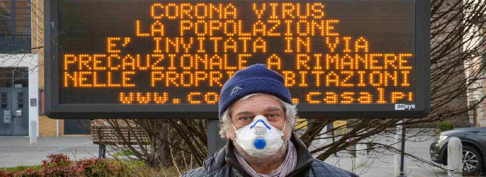 """Coronavirus: """"Un polmone sano può ammalarsi. Il numero dei malati solo punta dell'iceberg"""""""