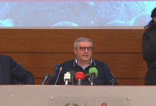 Conferenza stampa Protezione civile coronavirus
