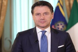 Coronavirus, Giuseppe Conte
