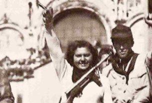 Giorgio Allori, l'uomo internato nei lager nazisti
