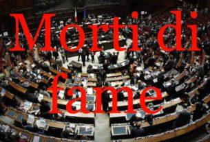 La carica dei parlamentari contro il taglio dei vitalizi: rivogliono i soldi e annunciano battaglia
