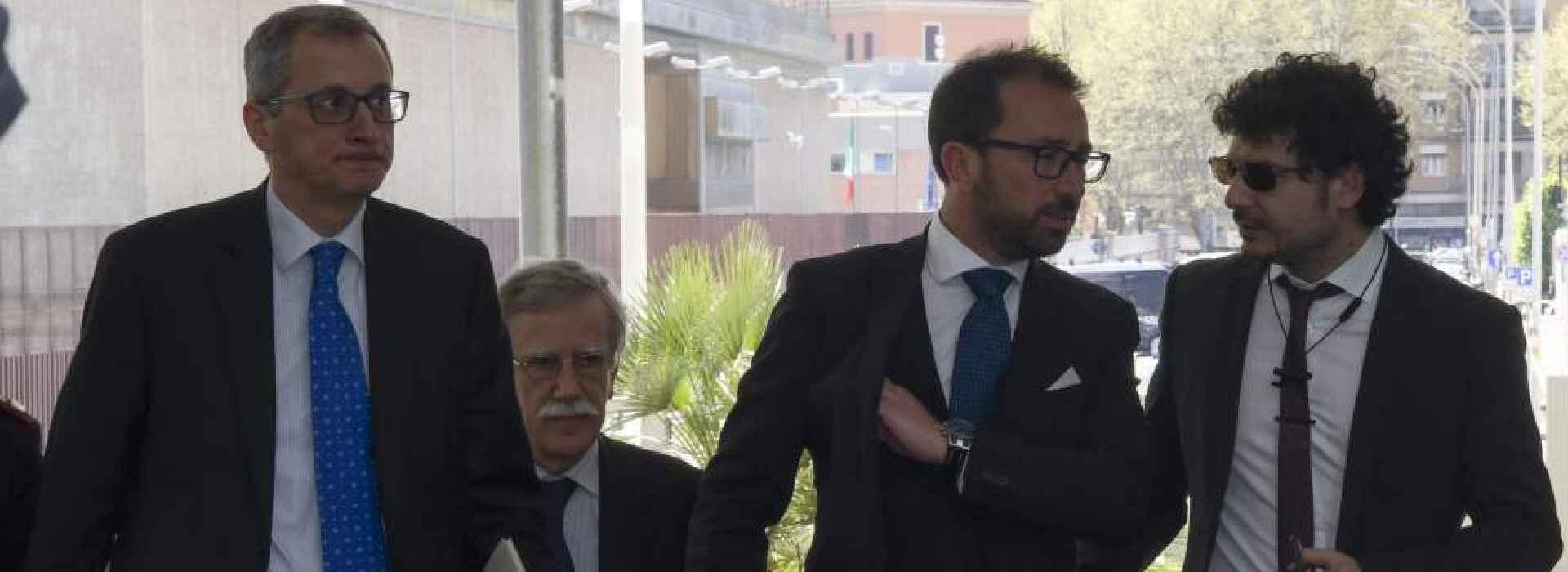 Baldi, braccio destro di Bonafede, si dimette: prometteva posti su segnalazione di Palamara