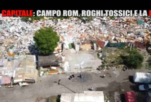Campo rom Roma
