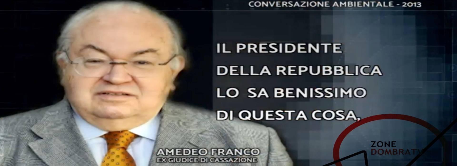 Complotto contro Silvio Berlusconi: la registrazione del relatore della sentenza. Anche il Presidente della Repubblica sapeva