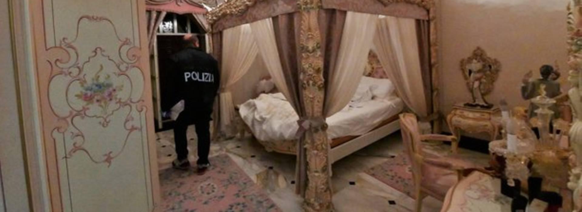 Colpo ai Casamonica: sequestrati beni e ville per 20milioni di euro