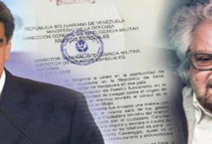 Tre milioni di euro da Maduro ai 5stelle