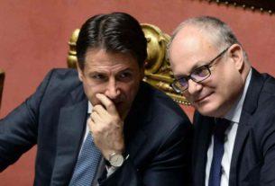 """L'Italia """"morirà"""" con l'autunno tragico per colpa della burocrazia. Gualtieri, Conte"""