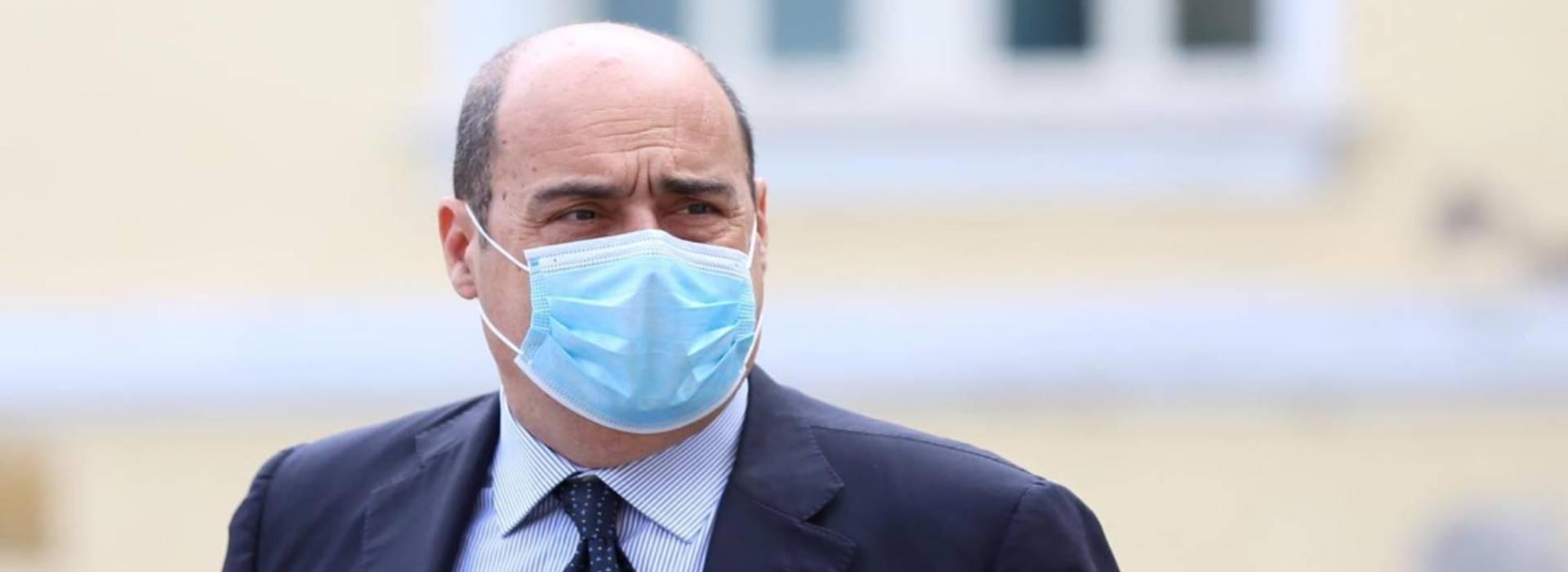 Che fine hanno fatto le mascherine di Zingaretti e la Commissione d'inchiesta?