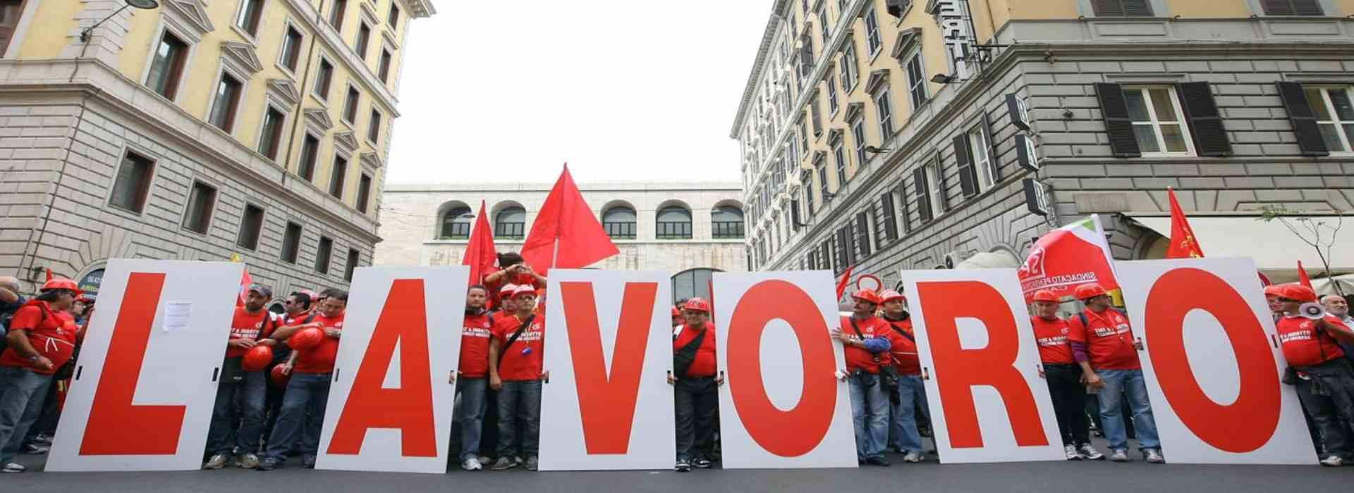 Disastro lavoro, Istat: ad aprile, maggio e giugno persi mezzo milione di posti di lavoro