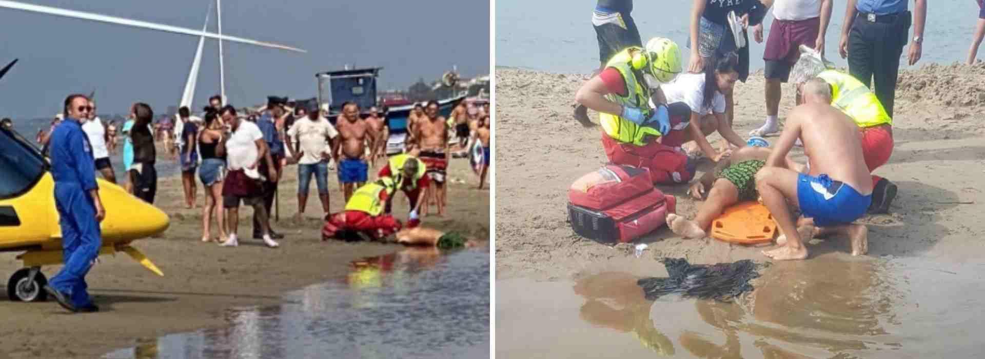 Uomo ferito in spiaggia a Torvaianica dopo l'agguato