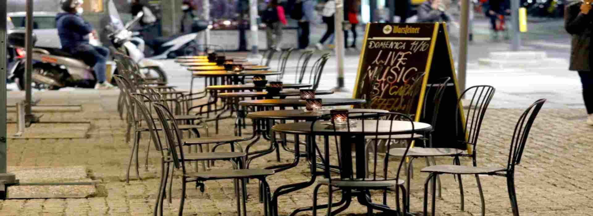 Decreto Ristori: bar e ristoranti dovranno pagare le tasse entro marzo 2021