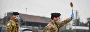 Nuovo Dpcm: multe salate e soldati per strada. La firma del ministro dell'Interno