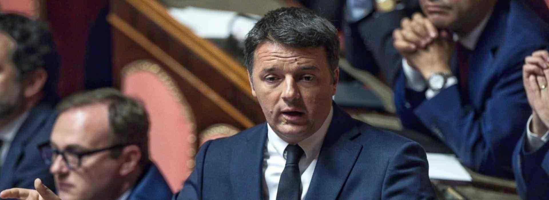 """Renzi querela Davigo: """"vediamo ora cosa faranno i giudici"""""""