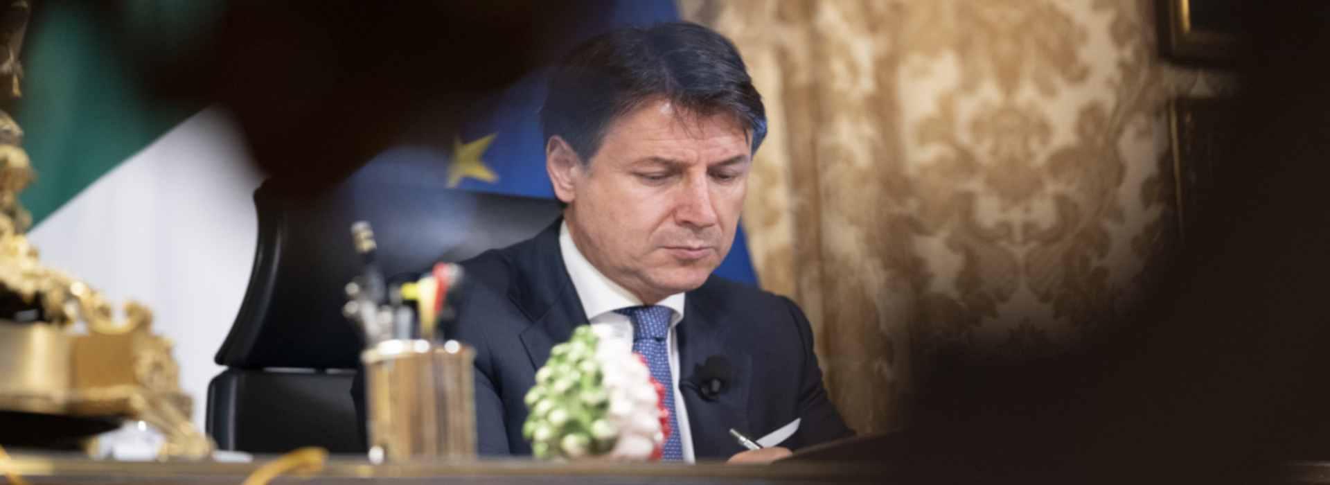 Crisi di governo: la lenta salita di Conte al Colle