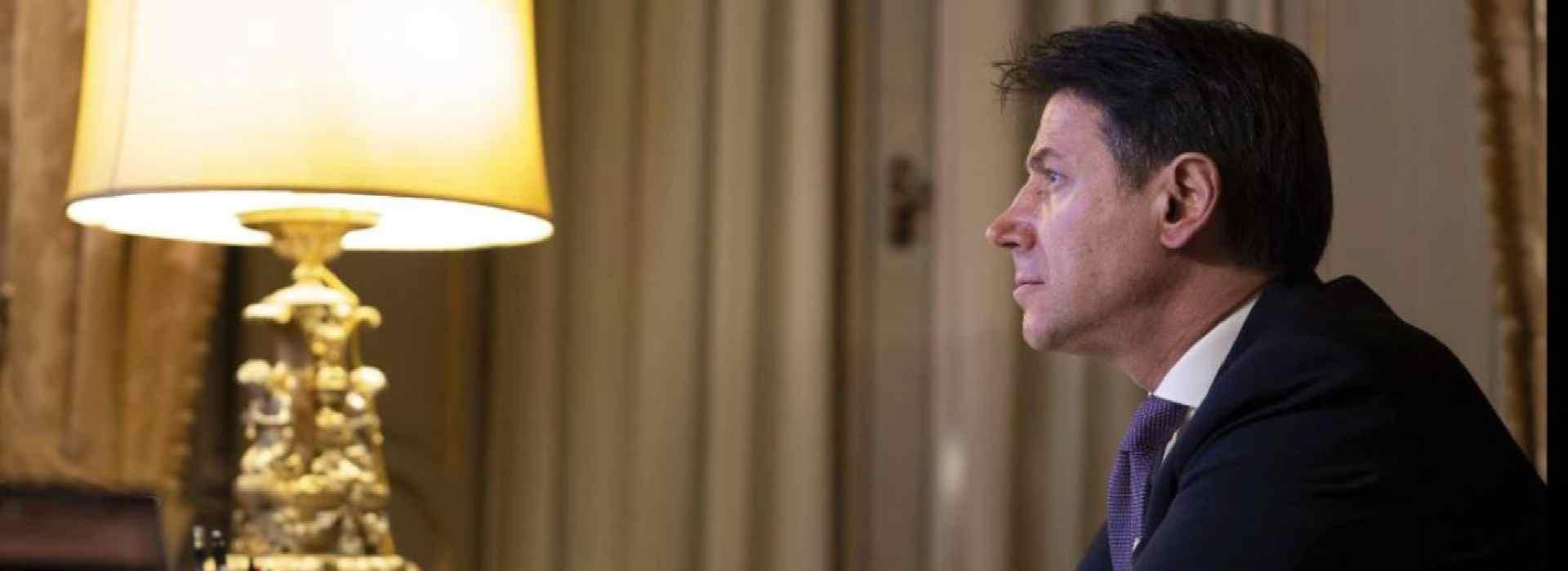 Giuseppe Conte si dimette e sale al Colle