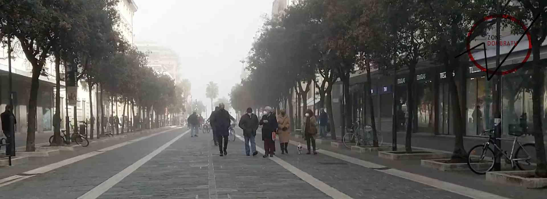 Pescara e Chieti flagellate dalle varianti Covid. La propaganda politica e i controlli inesistenti