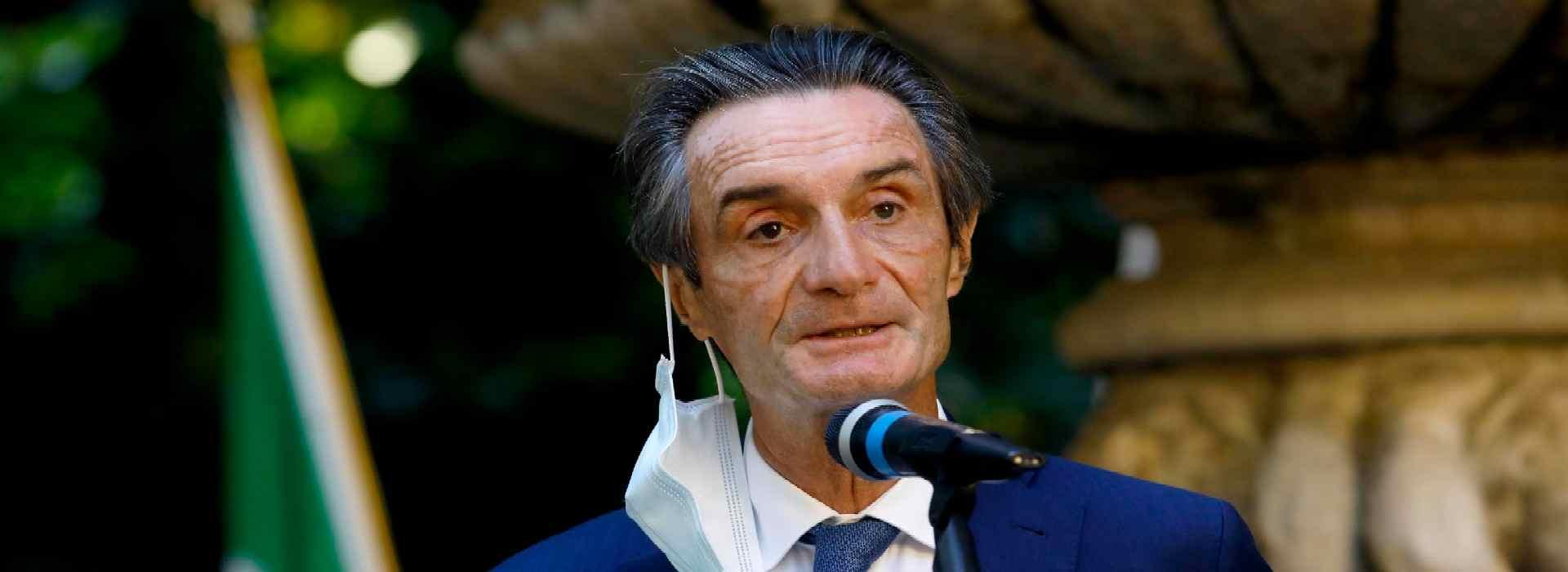 Attilio Fontana indagato per autoriciclaggio e false dichiarazioni
