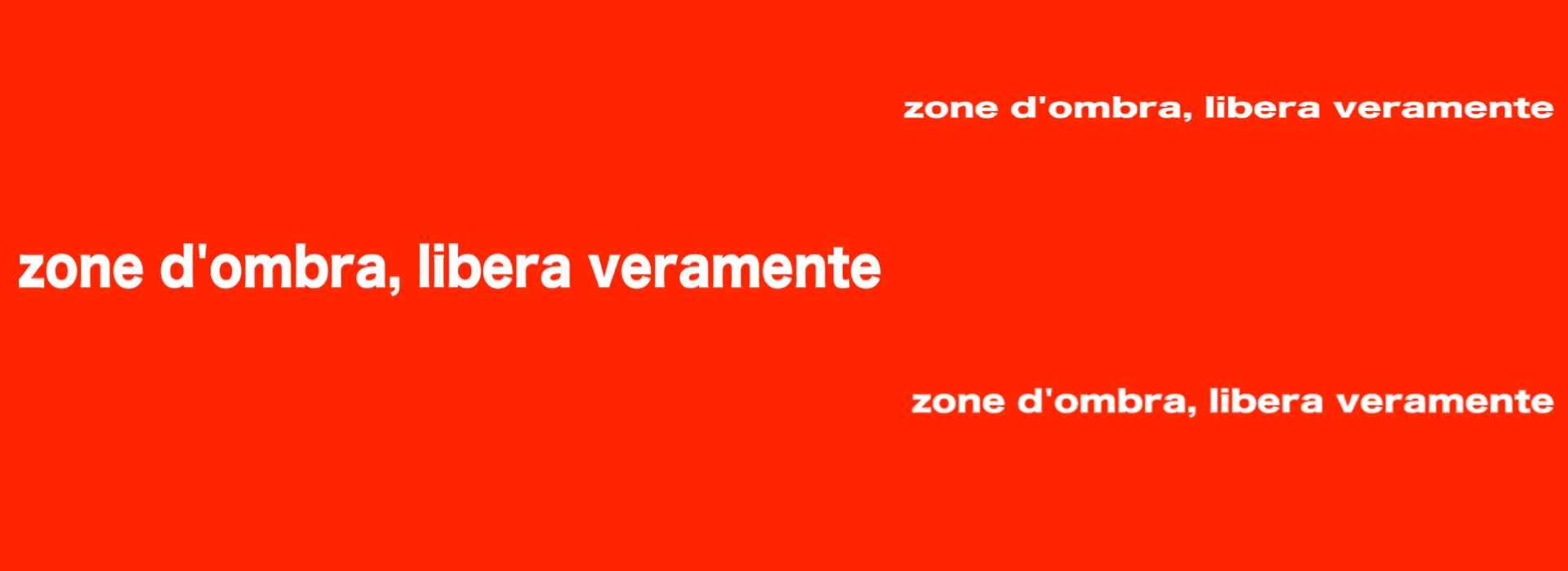 Sostenitori Zone d'Ombra Tv