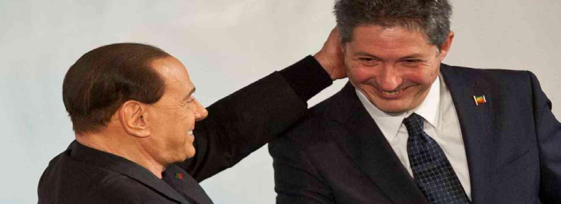 Marcello Fiori, il dirigente di Forza Italia con stipendio pubblico