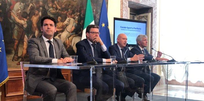 Michele Sciscioli (senza Curriculum), fedelissimo di Giorgetti a capo del dipartimento Sport