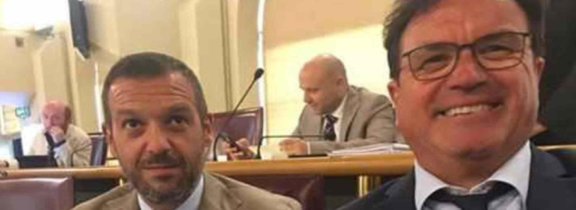 Abruzzo, presidente Consiglio regionale Sospiri ed ex assessore Febbo indagati per corruzione e assunzioni