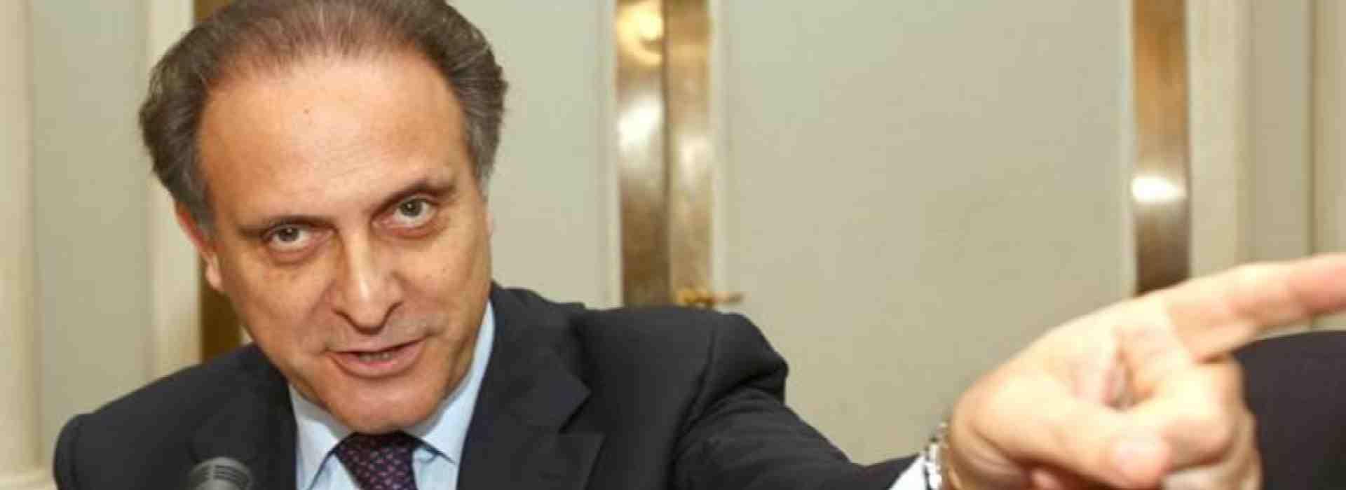 Lorenzo Cesa non ha fatto affari con la 'ndrangheta. La procura che lo accusava ha stralciato la sua posizione