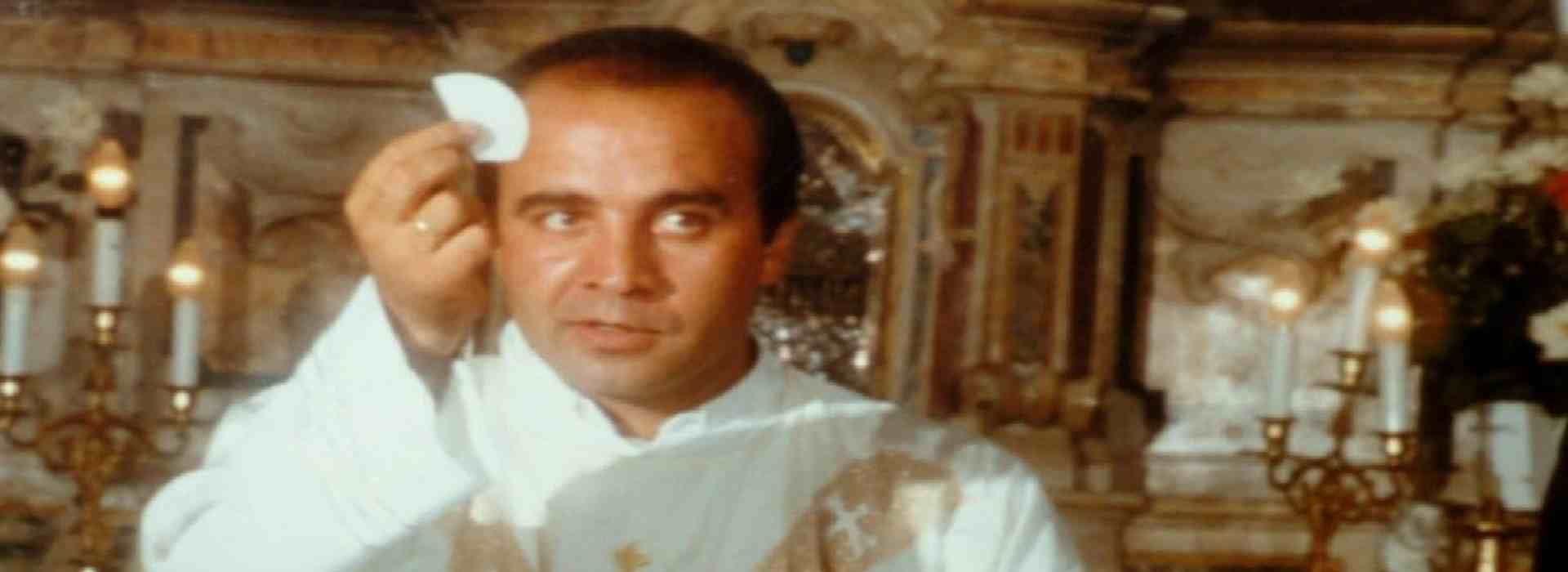 Don Peppe Diana, libero il boss mandante dell'omicidio Nunzio De Falco