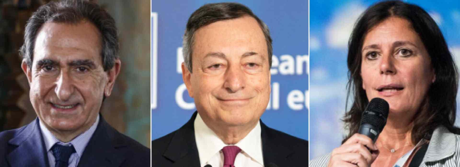 Mario Draghi si prende la Rai: arrivano Carlo Fuortes e Marinella Soldi