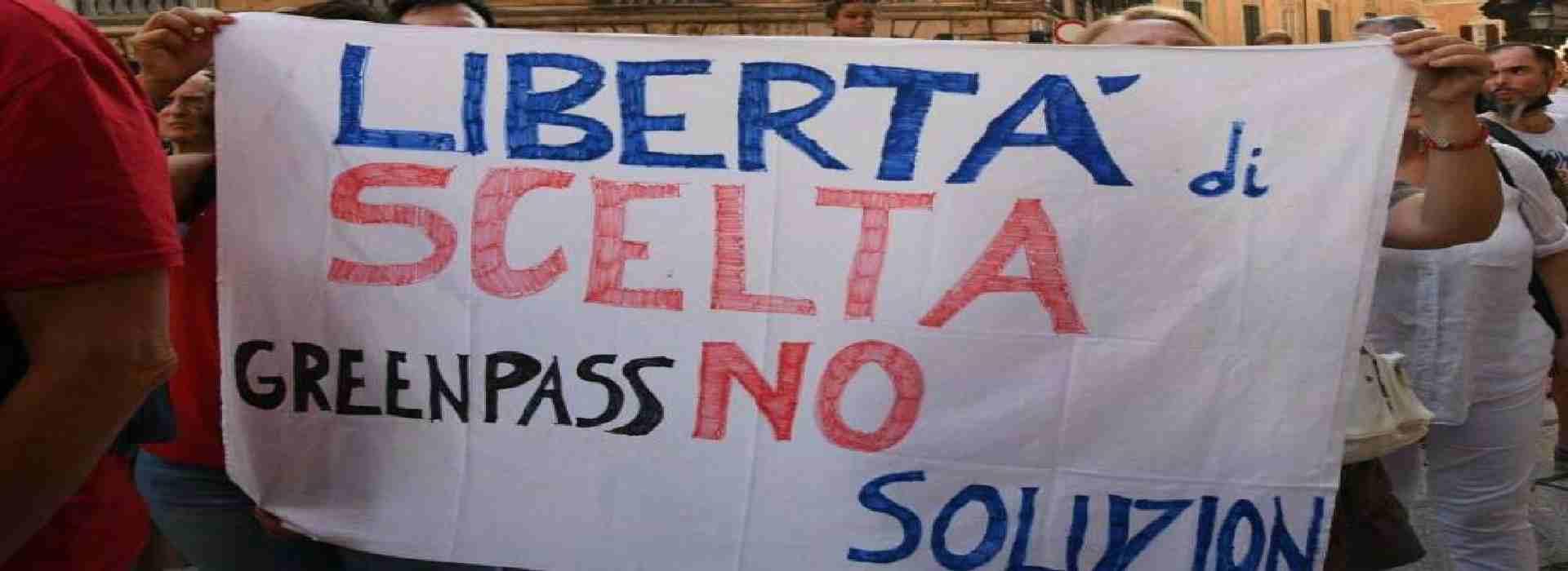 Green pass: manifestazioni e proteste in tutte le città d'Italia