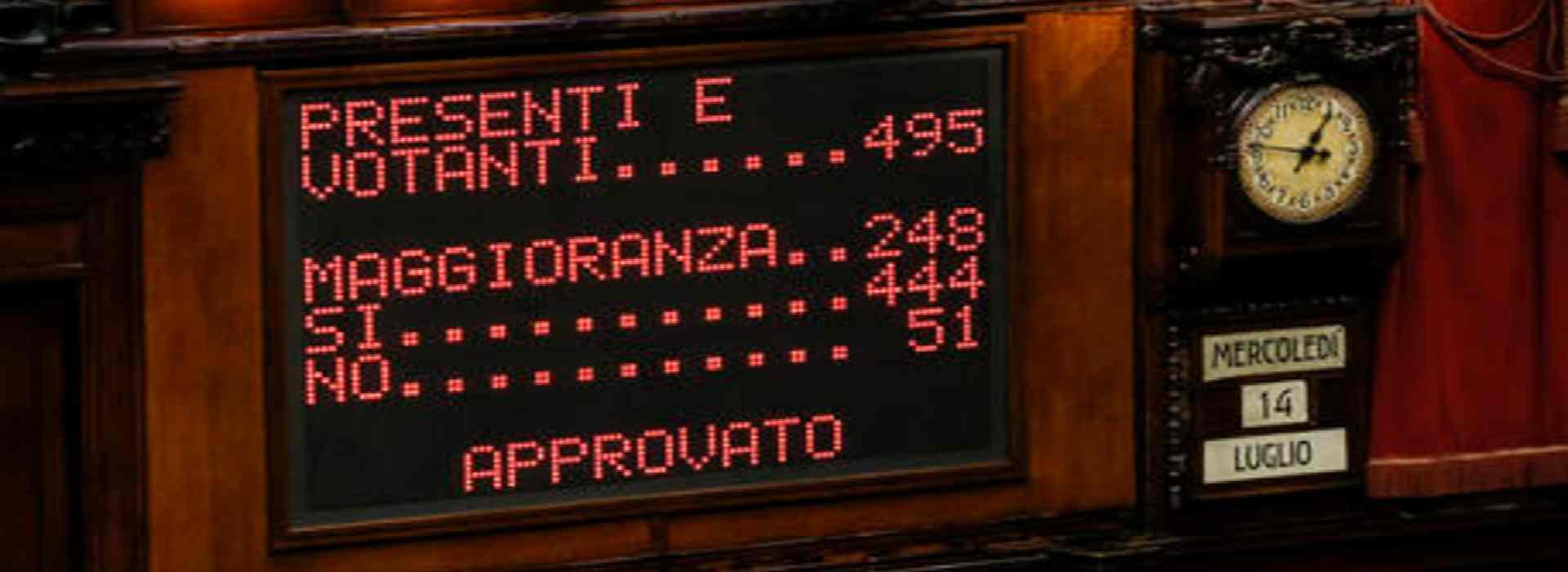Sostegni-bis: la manina di Lega e Forza Italia che salva le banche