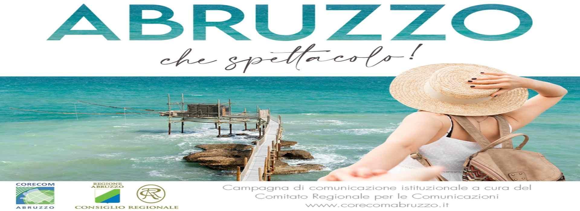 """""""Abruzzo che spettacolo"""": lo spot di 220mila euro che promuove l'Abruzzo...in Abruzzo"""