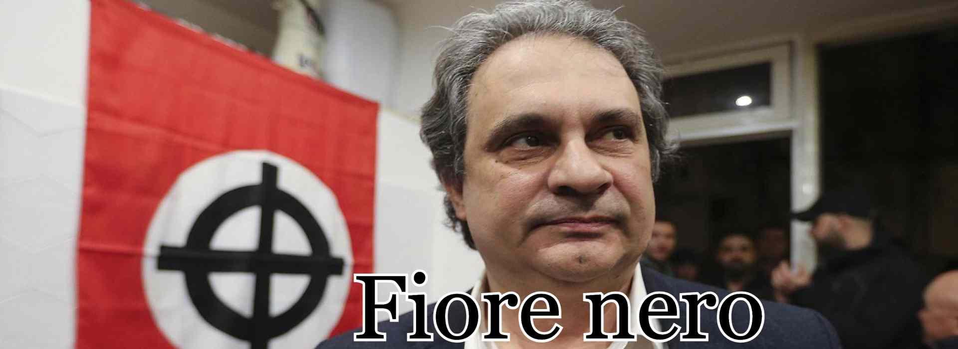 Roberto Fiore, il neofascista collaboratore dei Servizi e mai fermato dallo Stato italiano