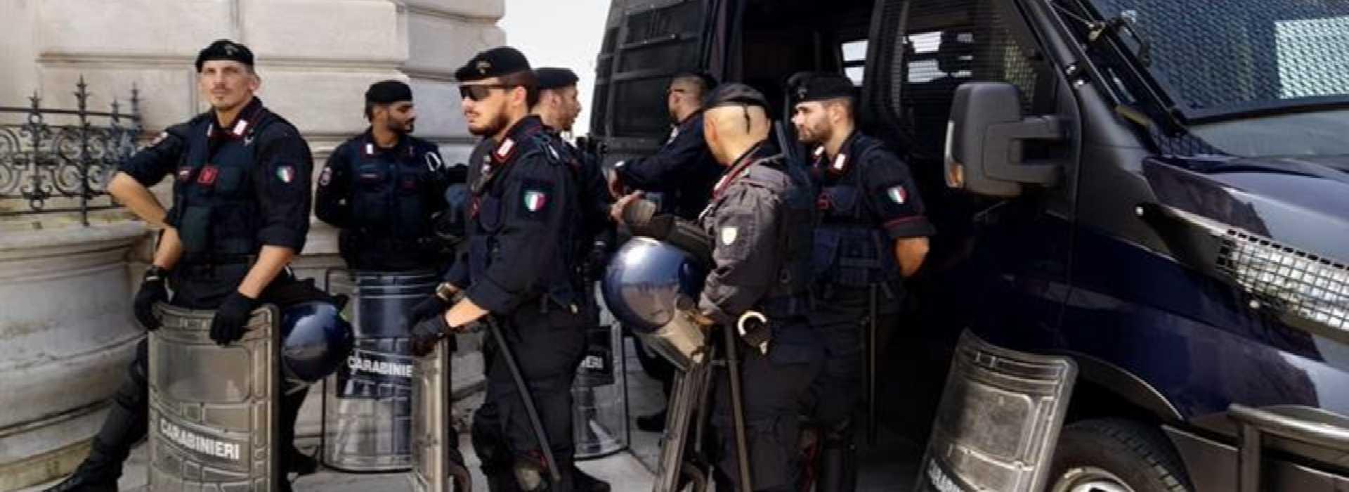Trieste: stato di allerta. Il governo schiera la polizia in assetto antisommossa